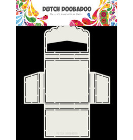 Dutch Doobadoo DDBD Dutch Shape Art Merci scallop 163 x 220