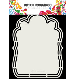 Dutch Doobadoo DDBD Dutch Shape Art Susanna A5