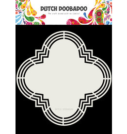 Dutch Doobadoo DDBD Dutch Shape Art Esmee 21x21cm