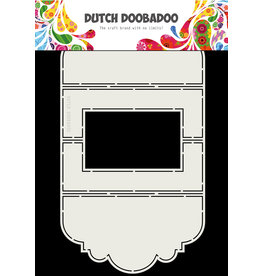 Dutch Doobadoo DDBD Dutch Shape Art Spinnet A4