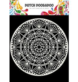 Dutch Doobadoo DDBD Mask Art 15 X 15 cm Mandala