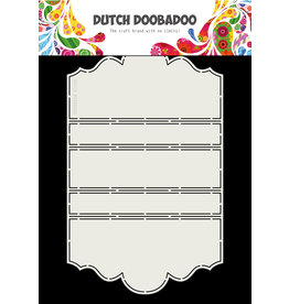 Dutch Doobadoo DDBD Card Art A4 Iris