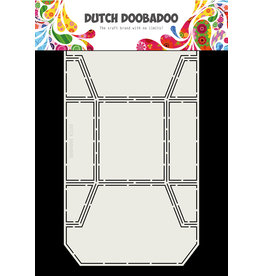 Dutch Doobadoo DDBD Card Art A4 Tri Shutter