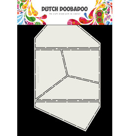 Dutch Doobadoo DDBD Card Art A4 Patchwork