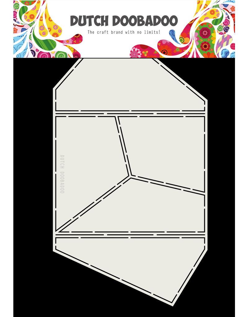 Dutch Doobadoo DDBD Card Art A4 Patchwork