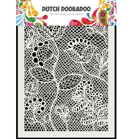 Dutch Doobadoo DDBD Dutch Mask Zentangle A5