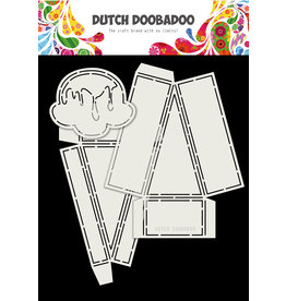 Dutch Doobadoo DDBD Dutch Box Art Ice cream set