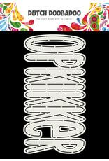 Dutch Doobadoo DDBD Card Art Opkikker A5