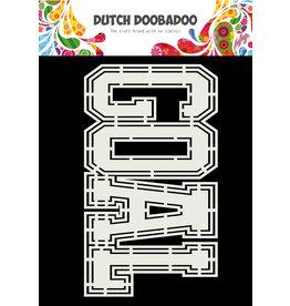 Dutch Doobadoo DDBD Card Art Goal 210 x 120 mm