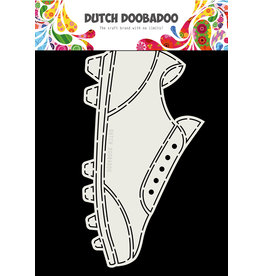 Dutch Doobadoo DDBD Card Art shoe, soccer A5