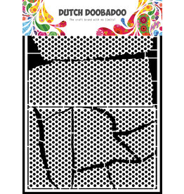 Dutch Doobadoo DDBD Dutch Paper Art Stuc Tape A5