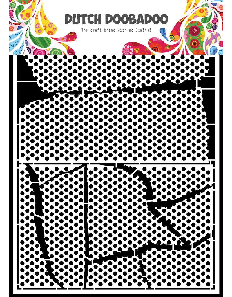 Dutch Doobadoo DDBD Dutch Paper Art Stuc Tape A5