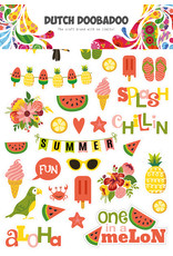 Dutch Doobadoo DDBD Dutch Paper Art A4 Summer