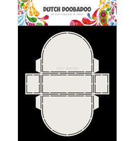 Dutch Doobadoo DDBD Card Art A4 Donut