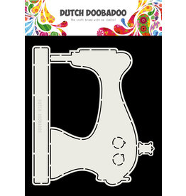 Dutch Doobadoo DDBD Card Art Sewing Machine A5