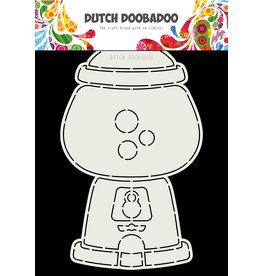 Dutch Doobadoo DDBD Card Art A5 Kauwgomballen automaat