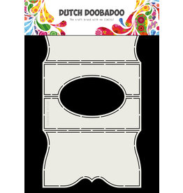 Dutch Doobadoo DDBD Card Art A4 Schommel