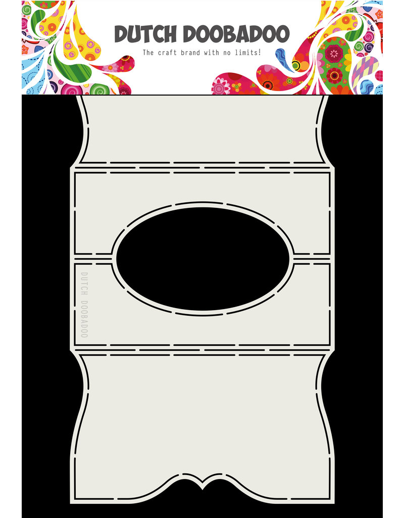Dutch Doobadoo DDBD Card Art A4 Schommel