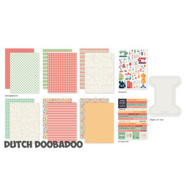 Dutch Doobadoo DDBD Crafty kit One More Stitch