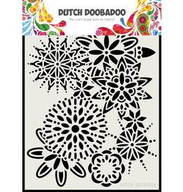 Dutch Doobadoo DDBD Dutch Mask Art Mandala A5