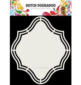 Dutch Doobadoo DDBD Dutch Shape Art Charlotte A5