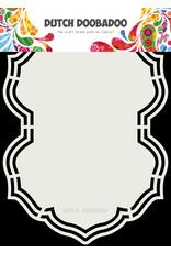 Dutch Doobadoo DDBD Dutch Shape Art Evelyn A5