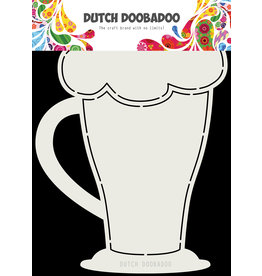 Dutch Doobadoo DDBD Card Art A5 Cappuchino