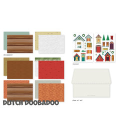 Dutch Doobadoo DDBD Crafty kit Christmas Scene