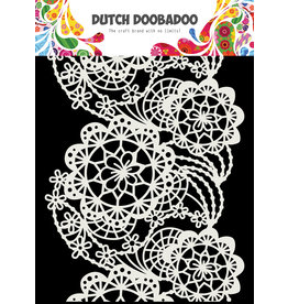 "Dutch Doobadoo DDBD Dutch Mask Art ""kant"" A5"