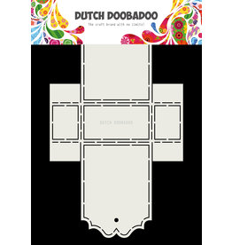 Dutch Doobadoo DDBD Dutch Box Art Label A4