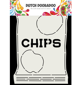 Dutch Doobadoo DDBD Card Art A5 Chips