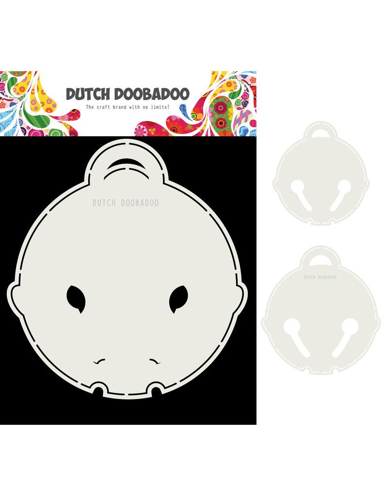 Dutch Doobadoo DDBD Card Art Kattenbel 2 set A5
