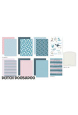 Dutch Doobadoo DDBD Crafty Kit Frosty Winter