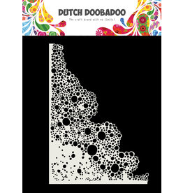 "Dutch Doobadoo DDBD Dutch Mask Art ""Soap Bubblest"" A5"