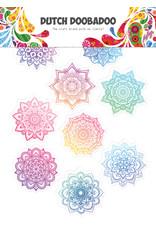 Dutch Doobadoo DDBD Dutch Sticker Art A5 Mandala