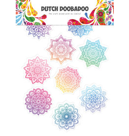 Dutch Doobadoo DDBD Dutch Sticker Art A5 Mandala