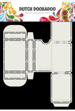 Dutch Doobadoo DDBD Dutch Box Art Speelkaarten A4