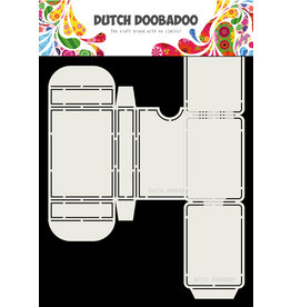 Dutch Doobadoo DDBD Dutch Box Art Speelkaarten A4