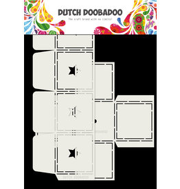 Dutch Doobadoo DDBD Dutch Box Art Star A4 2pc