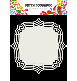 Dutch Doobadoo DDBD Dutch Shape Art Yvonne