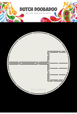 Dutch Doobadoo DDBD Card Art A4 Schommelkaart