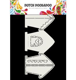 Dutch Doobadoo DDBD Card Art A4 Gingerbread House