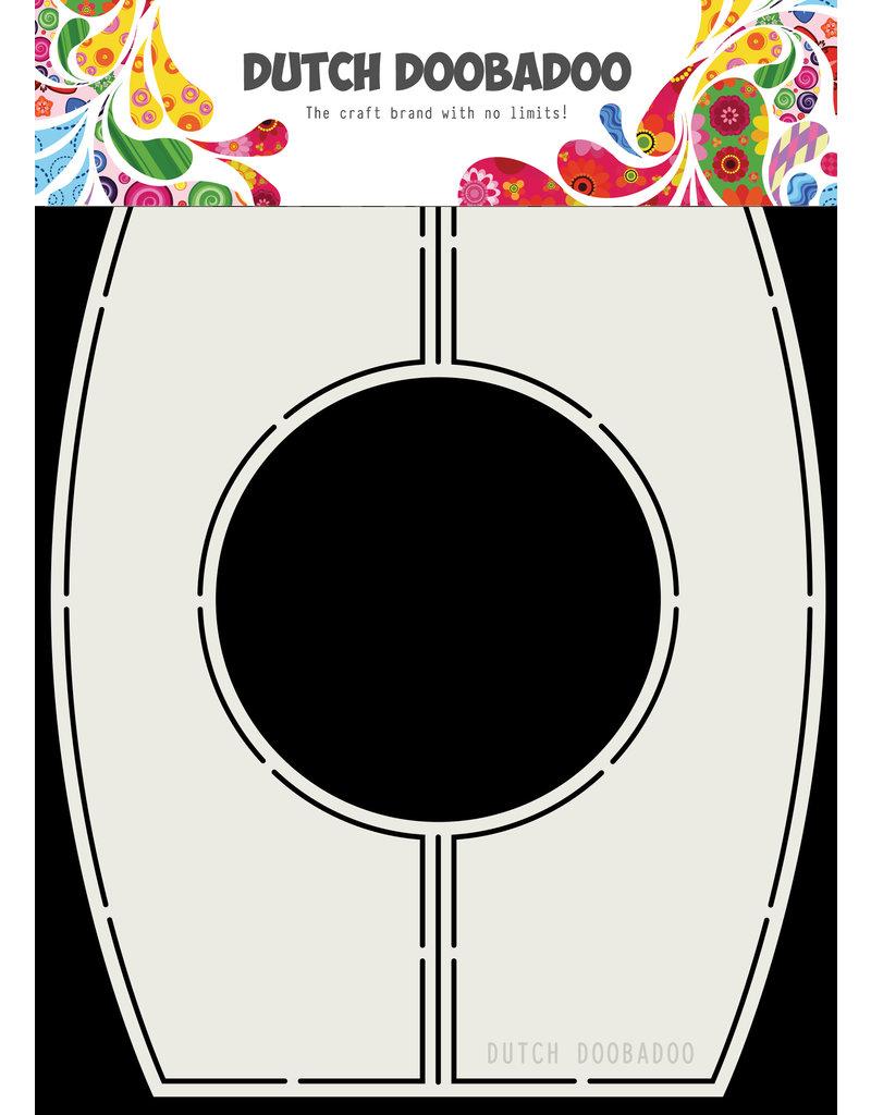 Dutch Doobadoo DDBD Card Art A5 Fold Card