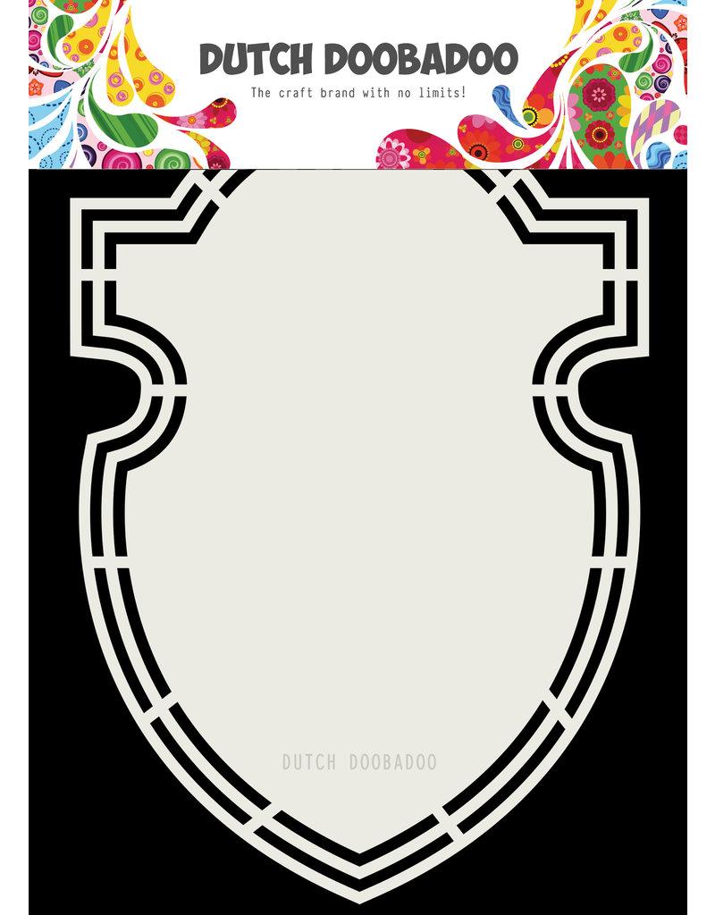 Dutch Doobadoo DDBD Dutch Shape Art Shield 2 A5
