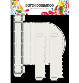 Dutch Doobadoo DDBD Dutch Box Art Waves A4
