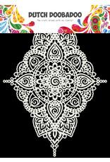 "Dutch Doobadoo DDBD Dutch Mask Art ""Diamond-shaped"" A5"