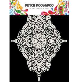 "Dutch Doobadoo DDBD Dutch Mask Art ""Diamond-shaped"" A5"