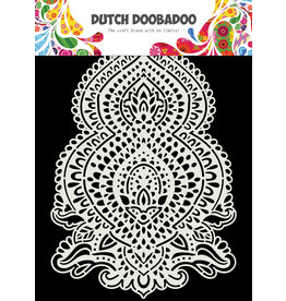 "Dutch Doobadoo DDBD Dutch Mask Art ""Diamond`drop"" A5"