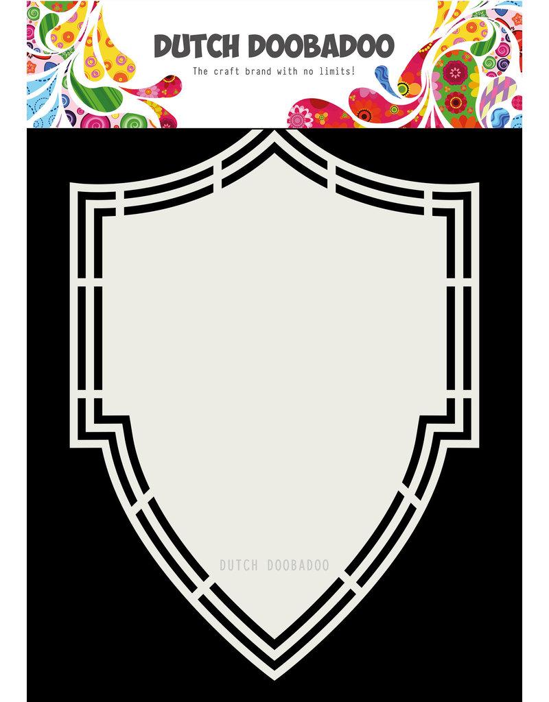 Dutch Doobadoo DDBD Dutch Shape Art Shield A5