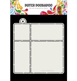 Dutch Doobadoo DDBD Card Art A4 Cadeautje